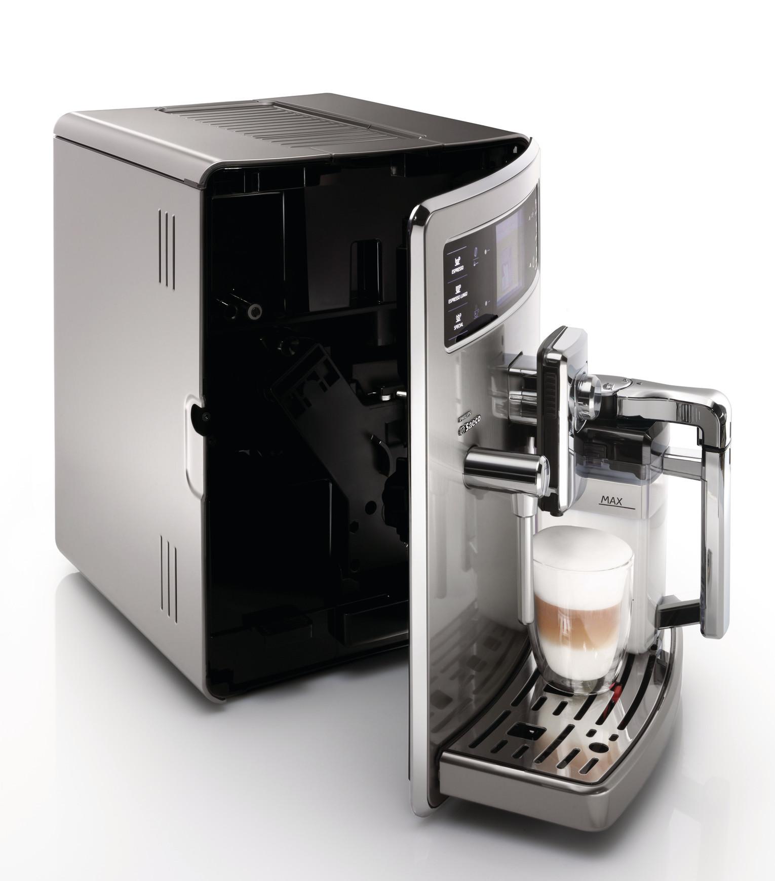 Philips Saeco Automatický espresovač Xelsis vyjmutelná jednotka