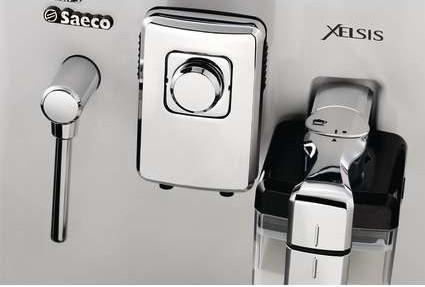 Philips Saeco Automatický espresovač Xelsis přední detail