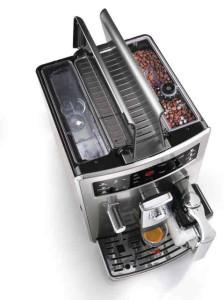 Philips Saeco Automatický espresovač Xelsis snadná obsluha